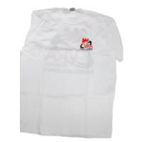 VRA vasaros balti laisvalaikio marškinėliai