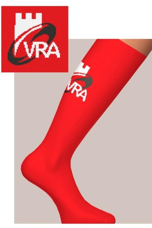 Kojinės su logo