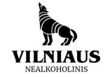 VIlniaus nealkoholinis logo black