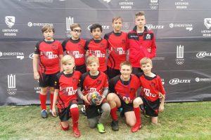 Jaunučių A komanda
