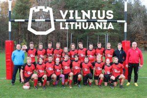 """Vilniaus Jaunimo rinktinė, Vilniaus SM """"Tauras"""" komanda"""