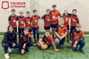 Jaunučių B komanda