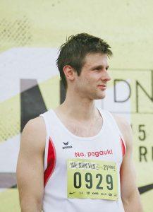 VRA fizinio rengimo treneris Vitalijus Afanasjevas