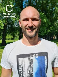 """Geriausiu """"VRA-Tomosta"""" komandos žaidėju išrinktas – Vilius Kucinas"""