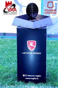 "Vilniaus ""VRA-Tomosta"" vyrų komanda iškovojo 2021 m. R-15 ""Mažąją"" taurę"