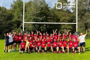 Pirmas atkrentamąsias rungtynes VRA-Tomosta komanda laimėjo 11-18