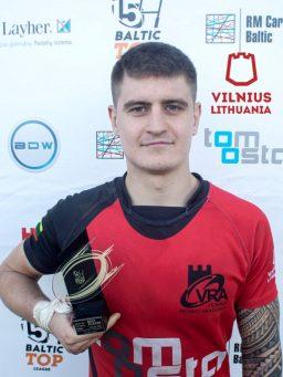 2021-09-26. Regbis. Baltijos Top Lygos varžybos Vilniuje. VRA - Rugby Miesnieki. foto Alfredas Pliadis
